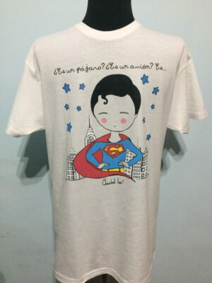 Camiseta Superman.