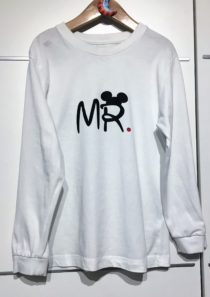 Camiseta MR Mickey.