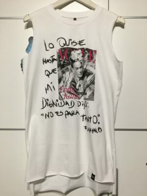 Camiseta VOGUE FRIDA.