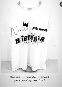 Camiseta «HISTORIA»