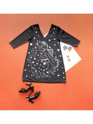 Vestido lencero «STAR»